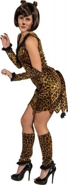 Wildkatzen Kleid Asya Für Damen