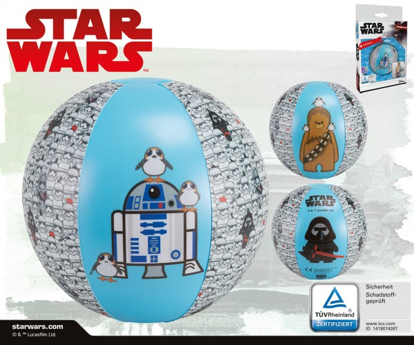 Star Wars Wasserball 29cm