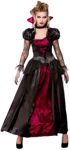 Costume Dracula vampiro per donna