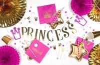 6 Princess Tale Party Picker 12cm