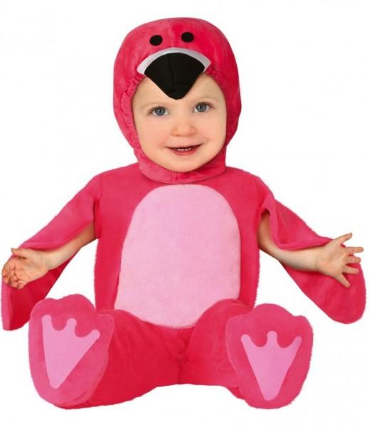 Süßer Flamingo Kostüm für Babys