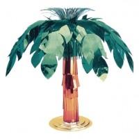 Metallische Palmen Tischfontäne 46cm
