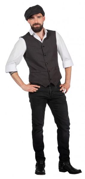 1950s men's vest Gavin