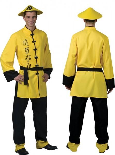 Chinese Choi Herrenkostüm