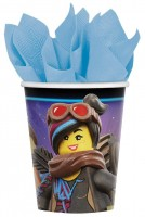 8 Lego Movie 2 Becher 266ml