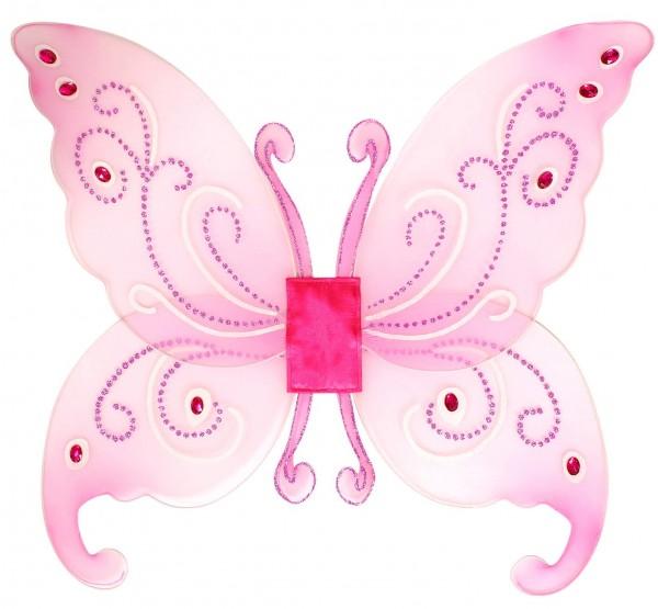 Fairy wings Luna 66x55cm