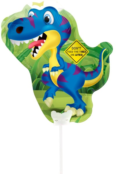 Stick balloon T-Rex