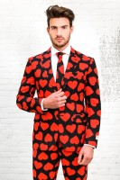 OppoSuits Partyanzug King of Hearts