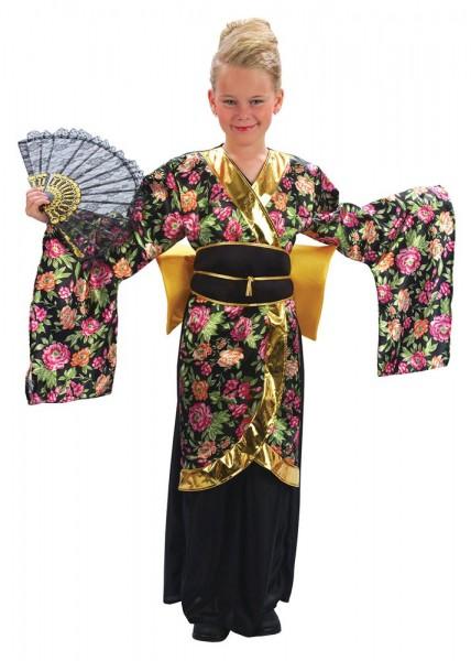 Geisha Mulana Kinderkostüm