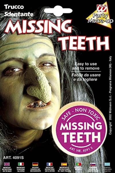 Zahnschwarz Für Zahnlücken
