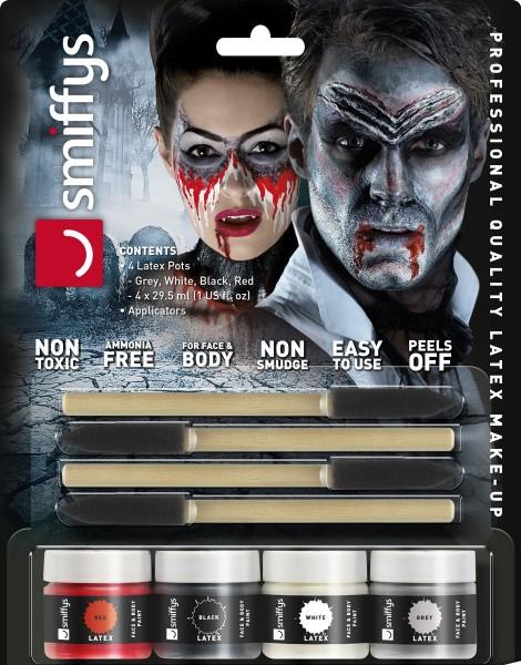 Vampir Flüssiglatex Set