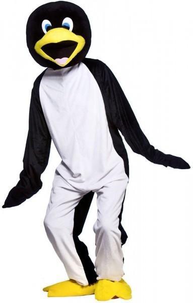 Frecher Pinguin Overall