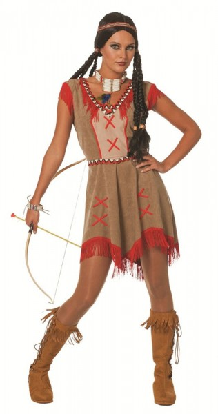 Appolonia Indian dress