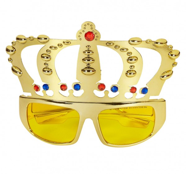 Glamour King Brille