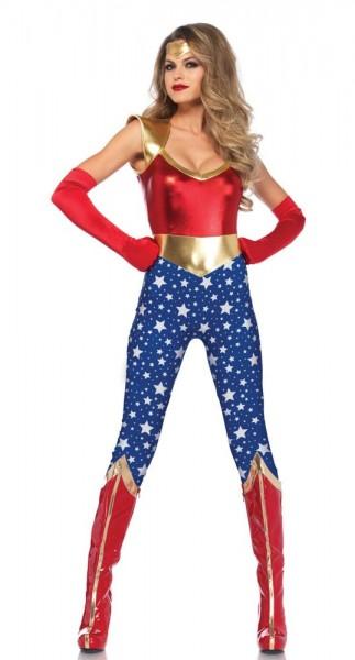 Jenni Superhelden Catsuit Mit Stirnband