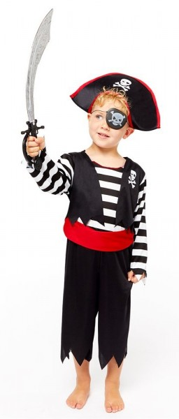 Costume de pirate Joe pour enfant