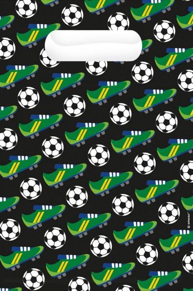 8 Fußball Game Time Geschenktüten