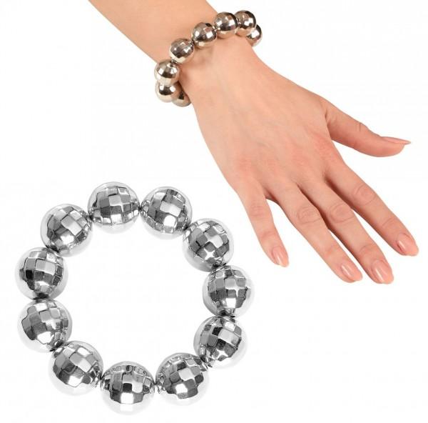 Disco Kugel Party Armband