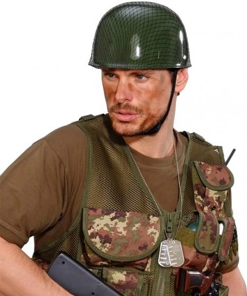 Soldaten Erkennungsmarke Army Soldier