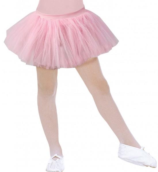 Zartrosanes Ballerina-Tutu Für Kinder