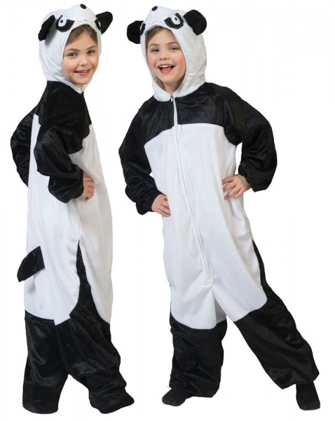 Panda Overall Kinderkostüm