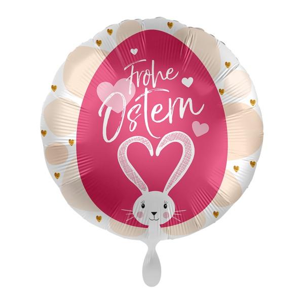 Herzliche Ostergrüße Folienballon 43cm