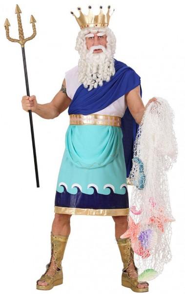 Poseidon Herrenkostüm