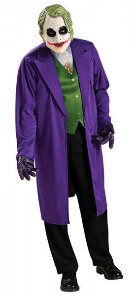 Joker costume from Batman for men