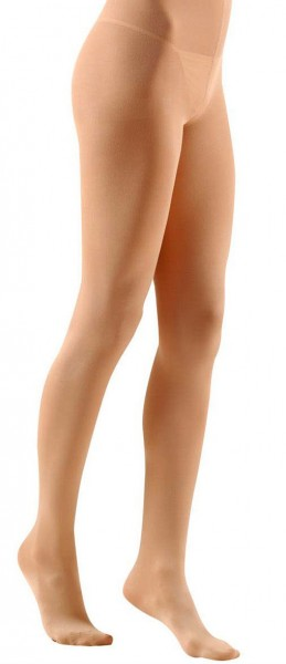 Skin-colored tights 70 DEN