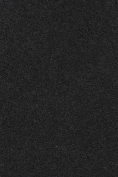 Einfarbige Papier Tischdecke Onyx-Schwarz 137x274cm
