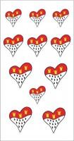 11 Herz Wappen Tattoos