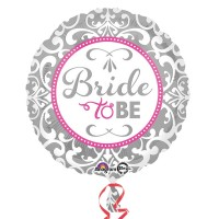 Bride To Be Folienballon