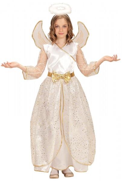 Engelchen Kostüm Fiona Für Kinder