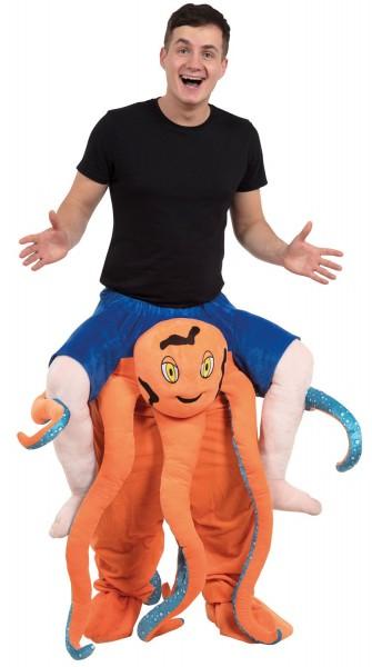 Octopus Octopus Piggyback Costume