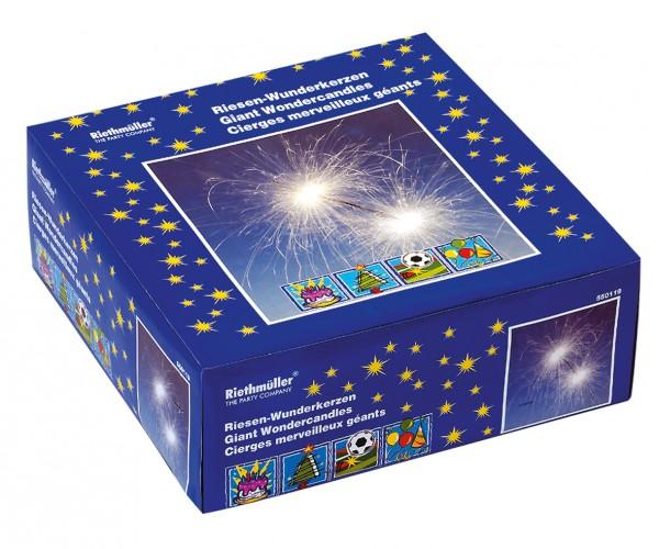 10 Sparklers XXL Sparkling Light 30cm