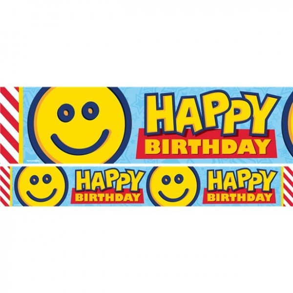 3 Toy Story IV Geburtstags-Banner 1m