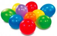 30 Luftballons Bunt 17,8 cm