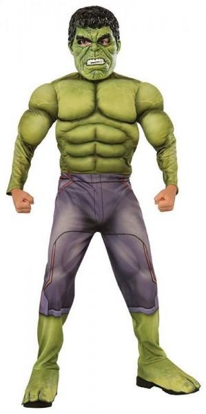 Starkes Hulk Monster Kinderkostüm