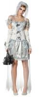 Zombiebraut Zoella Kostüm für Damen