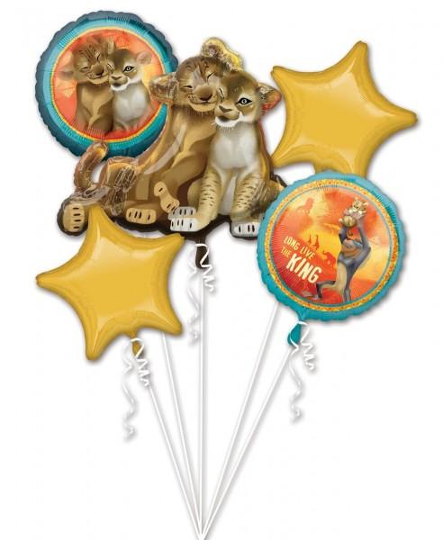 König der Löwen Ballon Bouquet