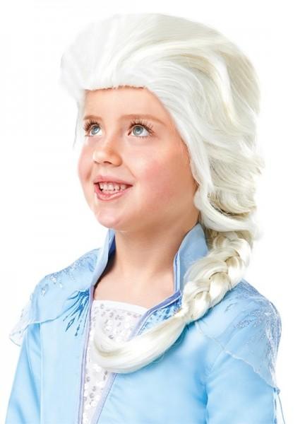 Frozen 2 Elsa Kinder Perücke