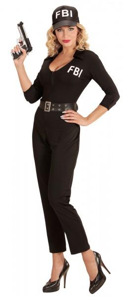 FBI Spezial Agentin Kostüm Für Damen