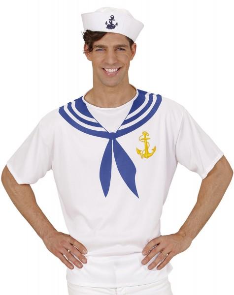 T-shirt Sailor Seaman pour homme
