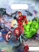6 Avengers Heroes Geschenktüten
