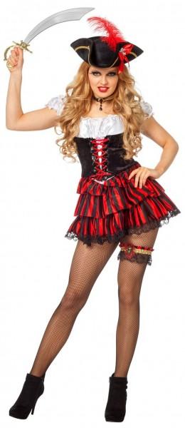 Corsair mini kjole