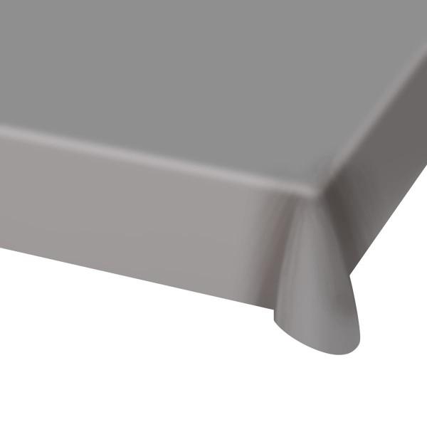 Tischdecke Cleo silber 1,37 x 1,82m