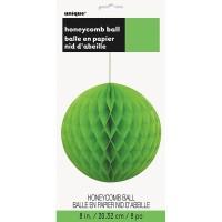 Limettengrüner Wabenball 20cm