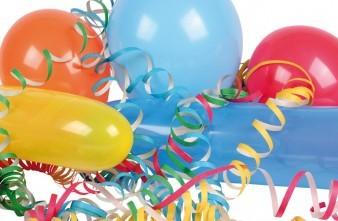 Mega Party Set 27-teilig