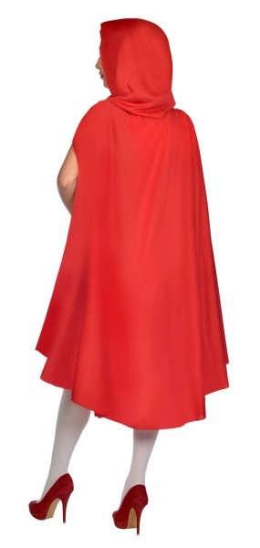 Red hooded cape Fairytale