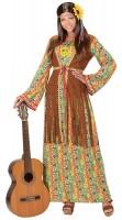Hippie Dame Wellori Kostüm